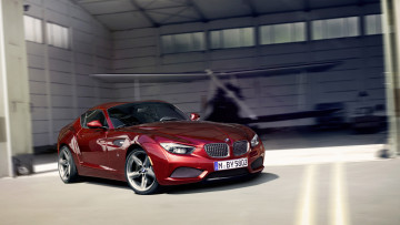 обоя zagato bmw coupe 2012, автомобили, zagato, bmw, 2012, coupe