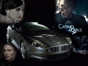 обоя casino, royale, кино, фильмы, 007