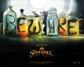 обоя the, spiderwick, chronicles, кино, фильмы