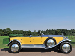 Картинка автомобили классика rolls-royce 1929г barker tourer phantom i