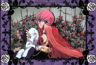 обоя аниме, revolutionary girl utena, revolutionary, girl, utena