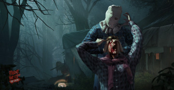 Картинка видео+игры friday+the+13th +the+game friday the 13th game action survival horror