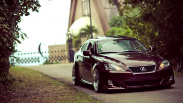 Картинка автомобили lexus is300