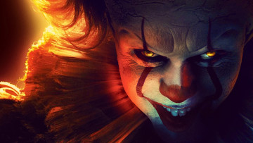 Картинка it+chapter+two+ 2019 кино+фильмы it +chapter+two фэнтези ужасы сhapter two постер оно 2 pennywise