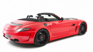 обоя hamann hawk roadster based on mercedes-benz sls amg roadster 2012, автомобили, mercedes-benz, hawk, amg, hamann, sls, based, 2012, roadster