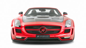 обоя hamann hawk roadster based on mercedes-benz sls amg roadster 2012, автомобили, mercedes-benz, sls, hawk, hamann, based, amg, roadster, 2012