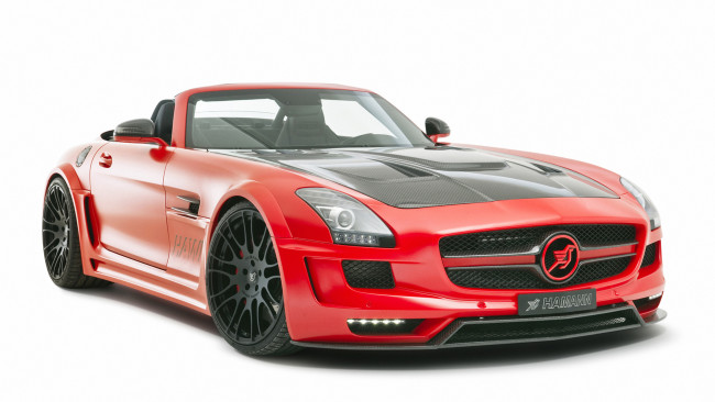 Обои картинки фото hamann hawk roadster based on mercedes-benz sls amg roadster 2012, автомобили, mercedes-benz, sls, based, 2012, roadster, hawk, amg, hamann