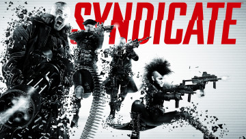 обоя видео, игры, syndicate