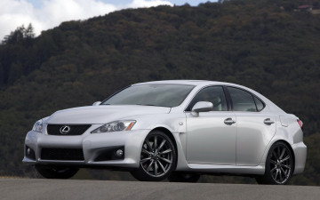 Картинка lexus is автомобили