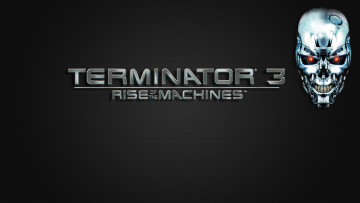 обоя кино фильмы, terminator 3,  rise of the machines, робот