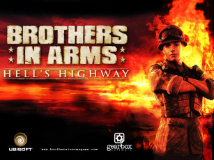 обоя видео, игры, brothers, in, arms, hell`s, highway