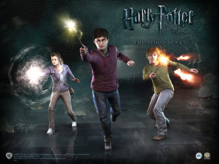 обоя harry, potter, and, the, deathly, hallows, part, видео, игры