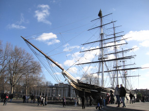 обоя cutty, sark, uk, корабли, парусники