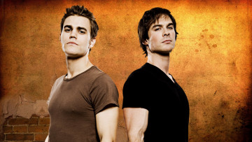 Картинка кино+фильмы the+vampire+diaries salvatore damon stefan wesley paul somerhalder ian