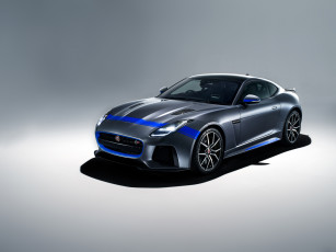 обоя jaguar f-type svr,  graphic pack,  2018, автомобили, jaguar, f, type, svr, graphic, pack, купе, ягуар, 2018