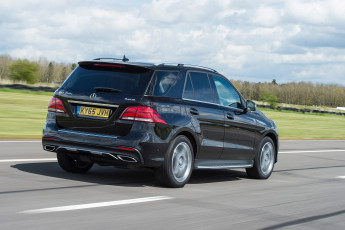 Картинка автомобили mercedes-benz 2015г w166 uk-spec amg line gle 350 d 4matic