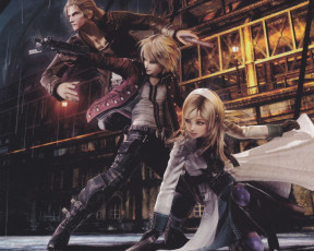 Картинка resonance of fate видео игры