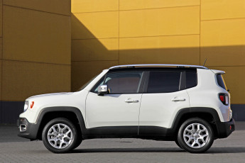 Картинка автомобили jeep 2015г limited van bu renegade