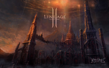 обоя видео, игры, lineage, ii, the, chaotic, throne, kamael, hellbound