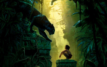 обоя кино фильмы, the jungle book, the, jungle, book