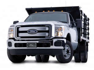 обоя автомобили, ford trucks, ford, f-350, super, duty, stake, truck