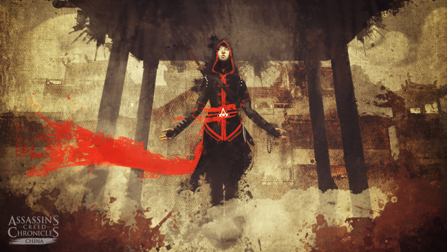 Обои картинки фото assassin`s creed chronicles,  china, видео игры, - assassin`s creed chronicles, creed, action, chronicles, assassin's, stealth, платформер, china