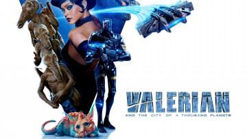обоя кино фильмы, valerian and the city of a thousand planets, valerian
