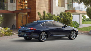 Картинка buick+regal+sportback+2018 автомобили buick regal sportback 2018
