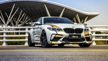 обоя aspec bmw m2 competition 2020, автомобили, bmw, тюнинг, aspec, m2, competition, 2020