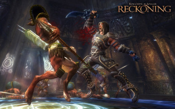 обоя видео игры, kingdoms of amalur,  reckoning, of, kingdoms, reckoning, фэнтези, игра, amalur, ролевая
