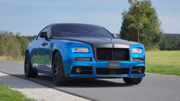 Картинка mansory+bleurion+based+on+rolls-royce+wraith+2015 автомобили rolls-royce 2015 wraith based bleurion mansory