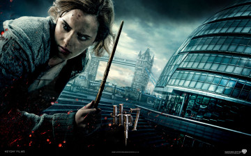 обоя harry, potter, and, the, deathly, hallows, part, кино, фильмы