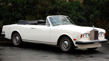 Картинка rolls royce corniche автомобили класс-люкс великобритания rolls-royce motor cars ltd