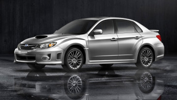 Картинка subaru impreza автомобили fuji heavy industries Япония легковые