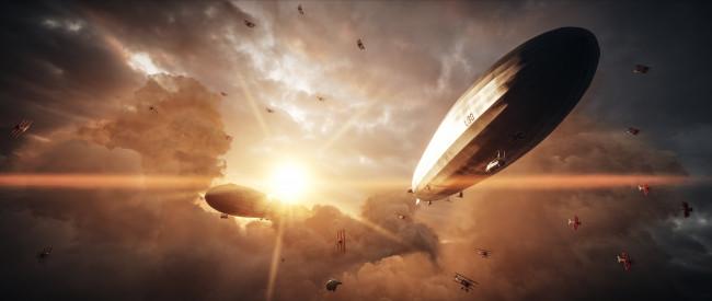 Titanfall :: красивые картинки :: Sci-Fi :: самолеты :: будущее ...   275x650