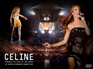 обоя celine, through, the, eyes, of, world, кино, фильмы