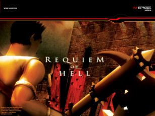 обоя requiem, to, hell, видео, игры