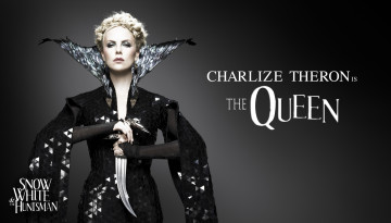 Картинка snow white and the huntsman кино фильмы queen charlize theron
