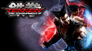 Картинка tekken tag tournament видео игры игра