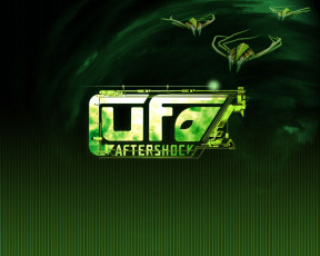 обоя видео, игры, ufo, aftershock