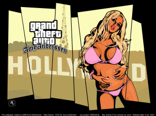 обоя gta, amy, anderssen, видео, игры, grand, theft, auto, san, andreas