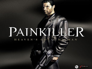 обоя видео, игры, painkiller, heaven`s, got, hitman