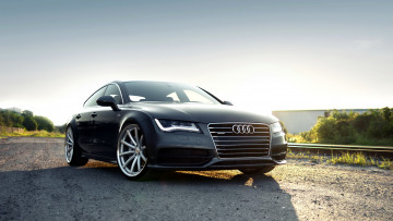 Картинка audi a7 автомобили volkswagen group германия