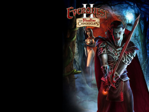 Картинка everquest ii the bloodline chronicles видео игры