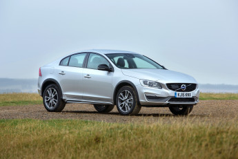 Картинка автомобили volvo 2015г uk-spec country cross s60