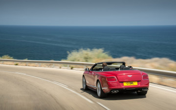 Картинка автомобили bentley continental gt v8 s sports car