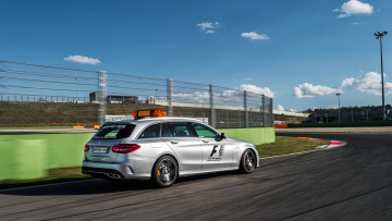 Картинка mercedes-benz+amg+c63 +s-estate+f1+medical+car+2015 автомобили mercedes-benz amg 2015 car medical f1 s-estate c63