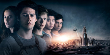 обоя кино фильмы, maze runner,  the death cure, action, futuristic, thriller, sci, fi, film, science, fiction