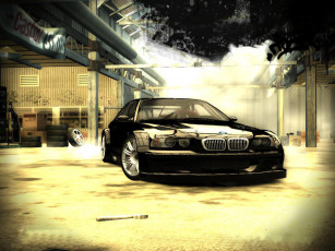 Картинка bmw видео игры need for speed most wanted