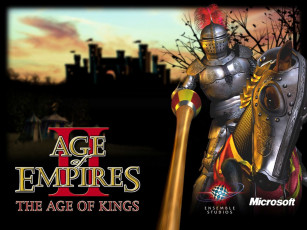 обоя видео, игры, age, of, empires, ii, the, kings